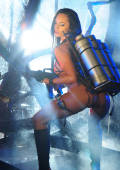 SCIFI action girl laserlight pictures